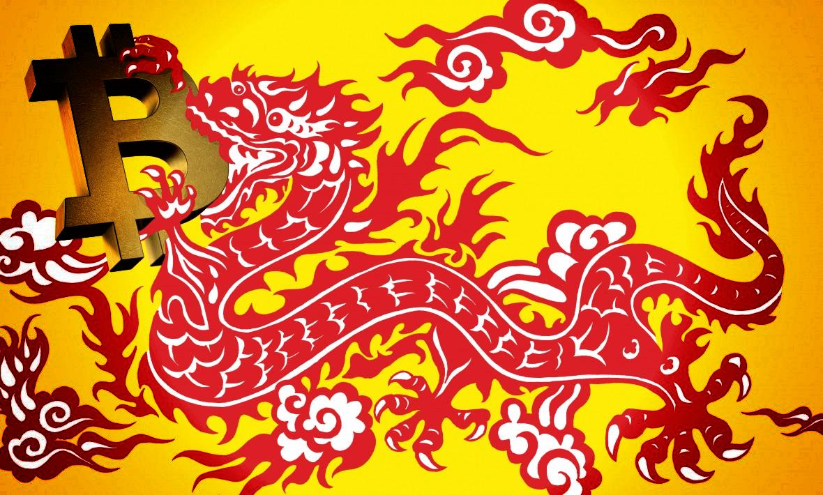 Mulas de Bitcoin São Cada vez Mais Comuns na China